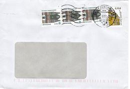 Auslands - Brief Von Briefzentrum 79 Mit 85 Cent Mischfrankatur 2017 - BRD