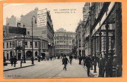 Wellington New Zealand 1911 Postcard - New Zealand