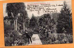 Wellington New Zealand 1906 Postcard - New Zealand