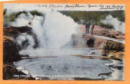 Rotorua New Zealand 1907 Postcard - New Zealand