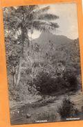 Rarotonga Takuvaine New Zealand 1910 Real Photo Postcard - New Zealand