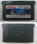 Game Boy Advance Japanese : Get Backers - Dakkanoku Jagan Fuuin AGB-BGFJ-JPN RK332-J1 - Nintendo Game Boy