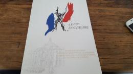 LOT 372590 TIMBRE DE FRANCE PREMIER JOUR  BLOC - France