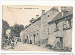 19 SAINT SETIERS ROUTE DE PEYRELEVADE - Autres Communes