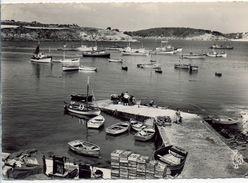 28 PORT MANECH - Les Sardiniers Au Mouillage Dans Le Port. Au Fond L'Embouchure Du Belon (animée) - Autres Communes