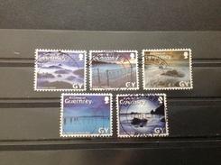 Guernsey - Complete Set Landschappen (GY) 2008 - Guernsey