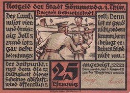 ALLEMAGNE NOTGELD  25 PFENNIG - [ 3] 1918-1933: Weimarrepubliek