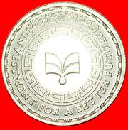√ LOGO: EGYPT ★ 20 PIASTRES 1407-1987 UNC MINT LUSTER! LOW START ★ NO RESERVE! - Egitto