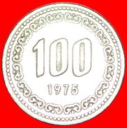 √ ADMIRAL: SOUTH KOREA ★ 100 WON 1975! LOW START ★ NO RESERVE! - Korea, South