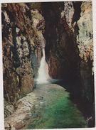 74 Servoz Pres Chamonix  Cascade Du Soufflet  Et Pont Naturel - Autres Communes