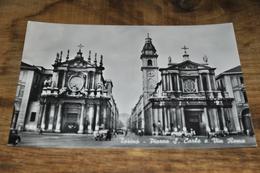 257- Torino, Piazza S. Carlo E Via Roma - Places