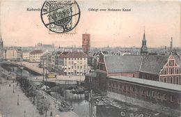 ¤¤  -  DANEMARK   -  COPENHAGUE  -  KOBENHAVN  -  Udsigt Over Holmens Kanal  -  ¤¤ - Danemark