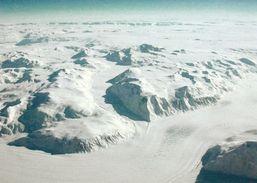 1 AK Antarctica Antarktis * A View Of Transantarctic Mountains And Glaciers * - Ansichtskarten