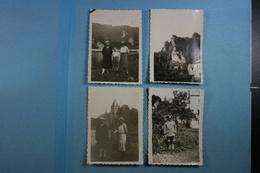 9 Photos Anonymes D'une Excursion à Hastière En 1931 - Lieux