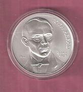 HONGARIJE 5000 FORINT 2011 SILVER FDC 125TH ANN. BIRTH ARPADIOTH - SCRATCHES ONLY ON CAPSEL; - Hongrie