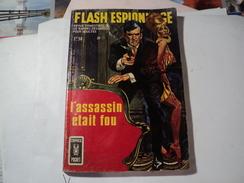 FLASH ESPIONNAGE N° 29 DE 1971. MLP / AREDIT / COMICS POCKET - Small Size