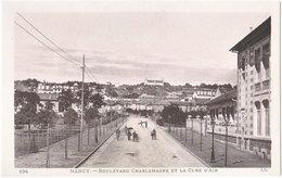 54. NANCY. Boulevard Charlemagne Et La Cure D'Air. 194 - Nancy