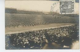 TCHEQUIE - PRAGUE - PRAG - PRAHA - NATIONALISME TCHEQUE - SOKOL - FETE FEDERALE DE GYMNASTIQUE 1912 - Repubblica Ceca
