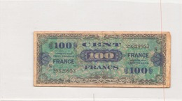 Billet France 100 Francs Série 1944 Vendu Dans L'état - Zonder Classificatie