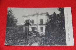 Lago Maggiore Intra Verbano Il Villino Franzosini 1909 - Verbania
