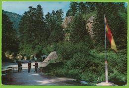 VALLE DE ARAN - Frontera Del Portillon Carte Circulé 1962 - Other