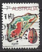 Australia 1973 7c (o) Perfin  VG - Perforés