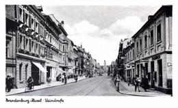 #& Brandenburg - Havel - Steinstrasse - Brandenburg