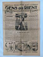 Gens Qui Rient - Mercredi 27 Avril 1927 - N°223 - Journaux - Quotidiens