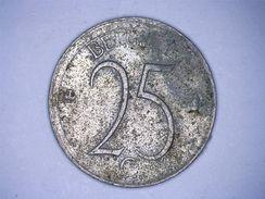 BELGIQUE : 25 CENTIMES 1964 - 02. 25 Centimes