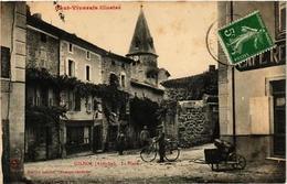 CPA Gilhoc La Place (398915) - Ohne Zuordnung