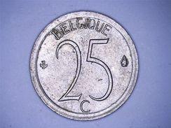 BELGIQUE : 25 CENTIMES 1971 - 02. 25 Centimes