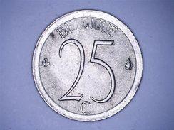 BELGIQUE : 25 CENTIMES 1973 - 02. 25 Centimes