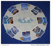 Canada - 2002 Year Of Mountains Kleinbogen MNH__(THB-1807) - Blocchi & Foglietti