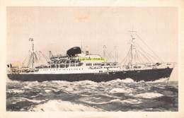 CPA  PAQUEBOT BOAT SHIP ILLUSTRATEUR CALEDONIEN TAHITIEN COMPAGNIE DES MESSAGERIES MARITIMES TAHITI CALEDONIE - Paquebots