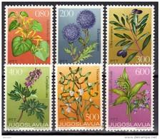 Yugoslavia,Flora 1973.,MNH - Ongebruikt