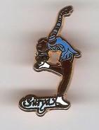 3 Pin's Surya BONALI De Starpin's - Skating (Figure)