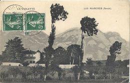 CPA Les Marches La Violette - France