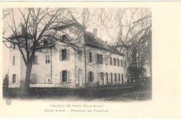Château De Bassy (Haute-Savoie) Cure D'Air - Pension De Famille - France