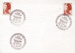 27812 France, Special Postmark 1989 Souillac, Showing A Dolmen, Prehistory - Prehistoria