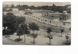 CORFOU - LA HAUTE PLACE  1937  VIAGGIATA  FP - Grecia