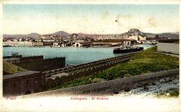 CARTAGENA. EL ARSENAL - Murcia