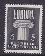 Europa Cept 1960 Austria 1v ** Mnh (37039B) - 1960