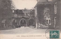 Cp , 78 , VAUX-de-CERNAY , Abbaye - Vaux De Cernay