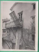 15 - Massiac - Photo - Destruction D'une Maison, Magasin A. Anton (Cantal) (tremblement De Terre, Guerre ?) - Lieux