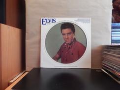 Elvis Presley 33t. LP Picture-disc *hound Dog* - Rock