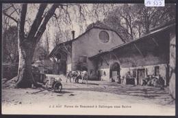 Genève Canton : France Voisine - Collonges Sous Salève Ferme De Beaumont Vaches Et Fermiers (14'555) - GE Genève