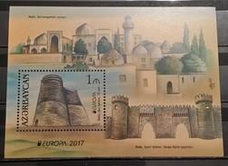 Azerbaijan, 2017,  Mi: Block 176 (MNH) - 2017