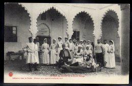 MAROC - Groupe De Dames De La Croix Rouge - Morocco