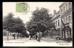 BELGIQUE - CHARLEROI - Boulevard Audent - Charleroi