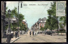 BELGIQUE - CHARLEROI - Rue Du Pont Neuf - Charleroi